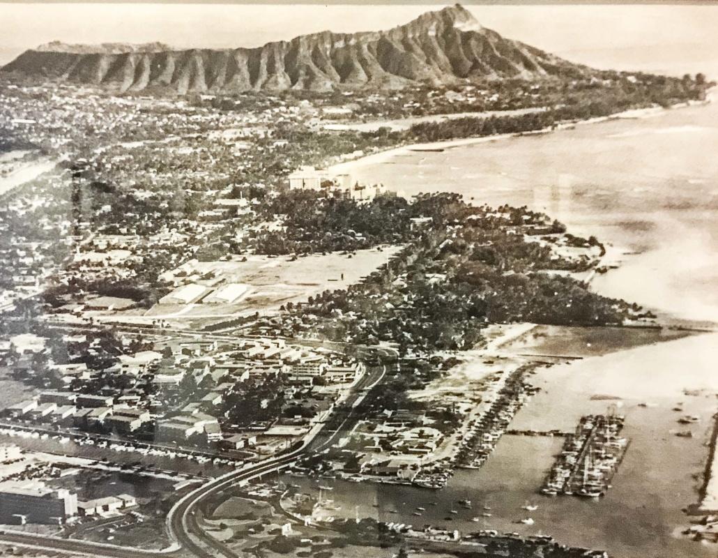HonoluluandDiamondheadfromAir's