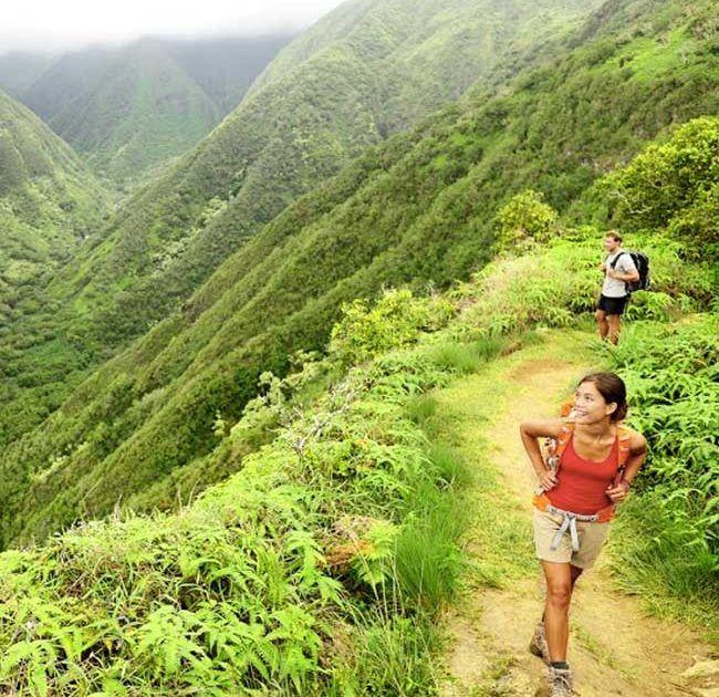 HIKE ISLAND TRAILS