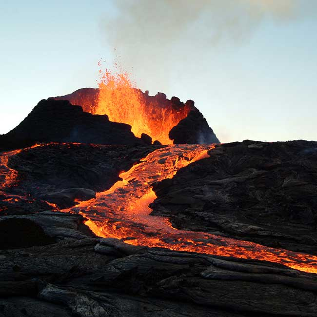 VISIT ANCIENT VOLCANOES