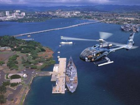 Pearl Harbor And Oahu Helicopter Tour