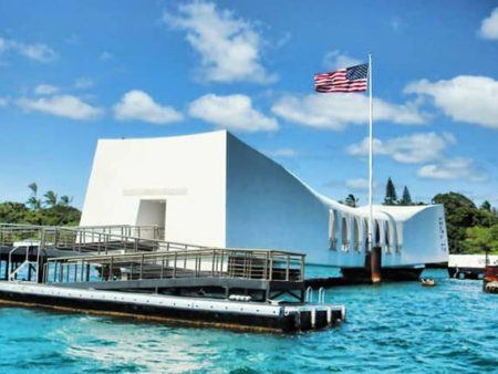Pearl-Harbor Arizona Memorial