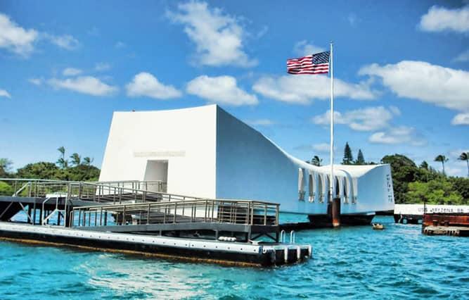 Pearl Harbor Tours Memorials Museums