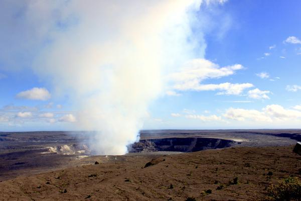 Kilauea Caldera Big Island