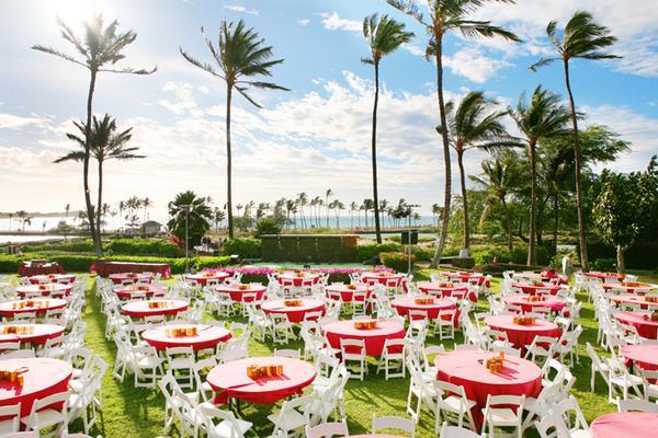 Waikoloa Beach Marriott Luau