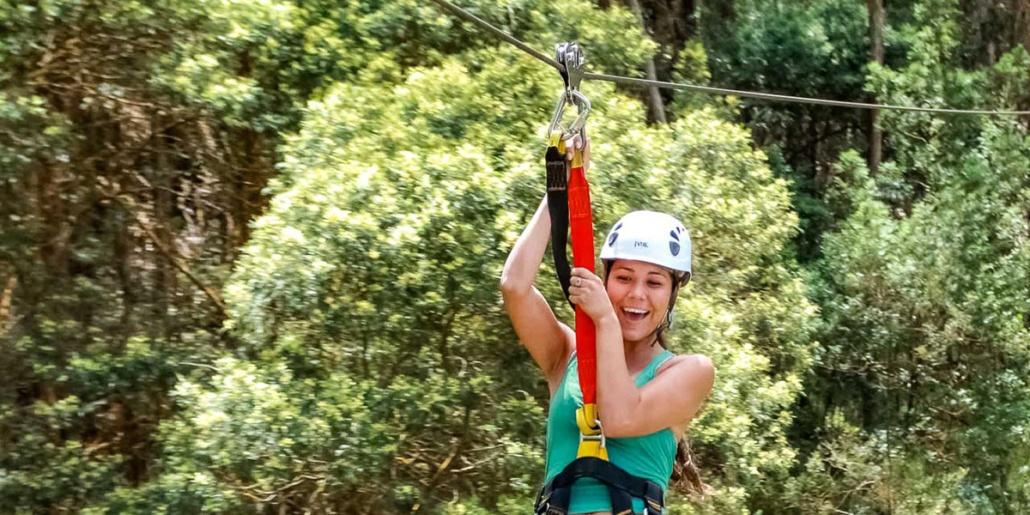 Koloa haleakala Zipline Adventure