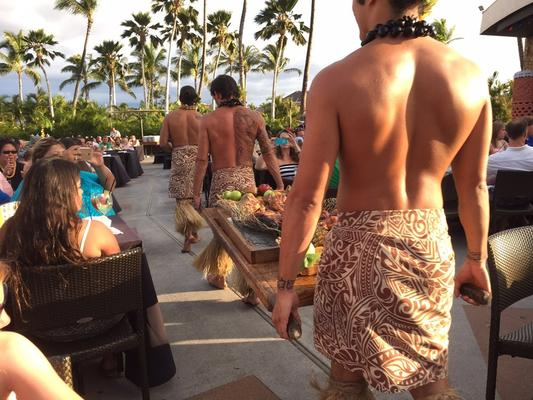 Legends of Hawaii Luau