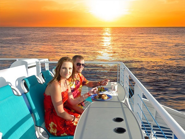 Maui Sunset Dinner Cruise Calypso