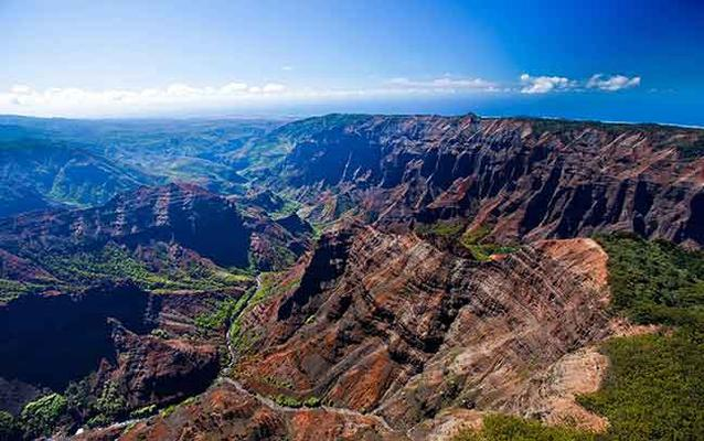 WAIMEA CANYON SIGHTSEEING TOUR