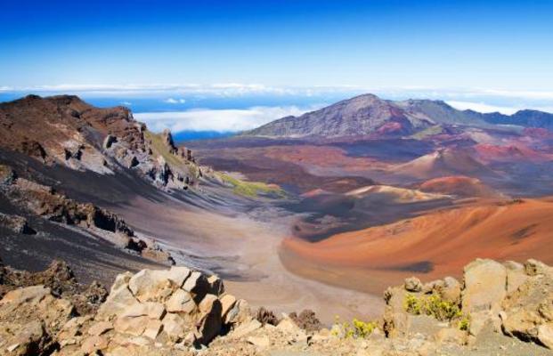 Maui & Haleakala National Park From Oahu