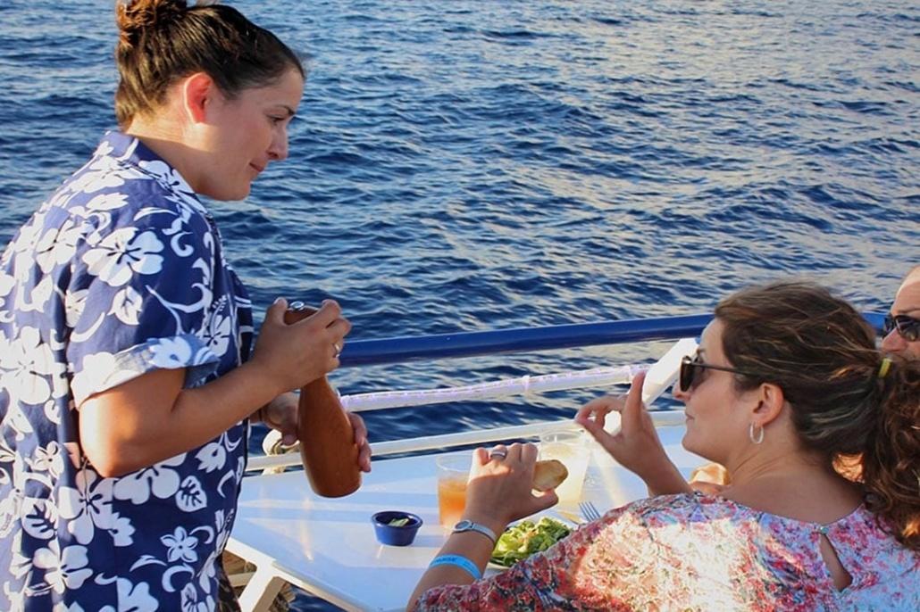Calypso Dinner Cruise Service