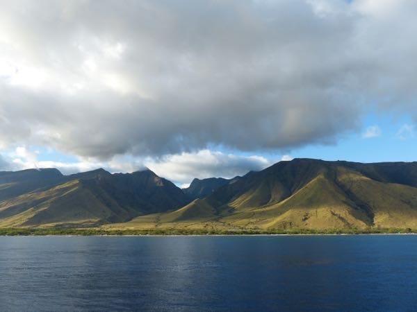 Calypso Dinner Cruise West Maui Mountains
