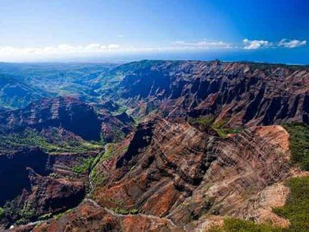 Waimea Canyon & Wailua River Tour