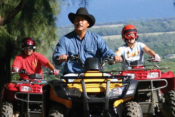 atv tour big island