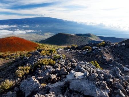 Mauna Loa Volcano Big Island