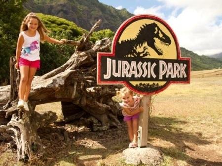 Jurassic Valley Movie Tour
