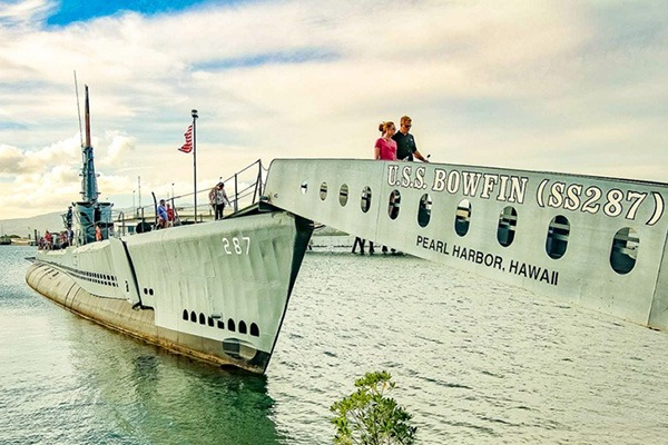 Bowfin Submarine Pearl Harbor