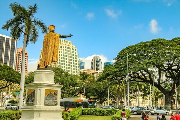 Historic Honolulu Sites