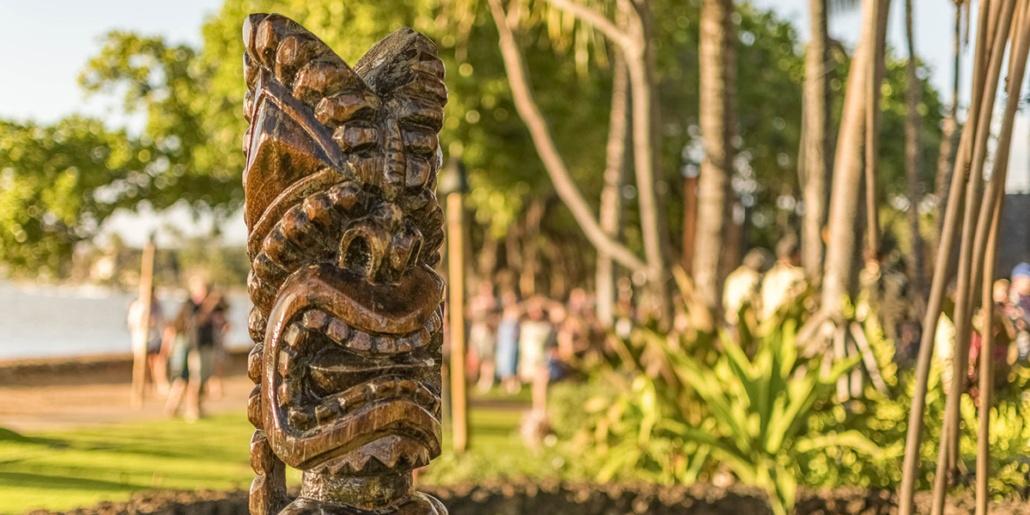 Luau Grounds Tiki