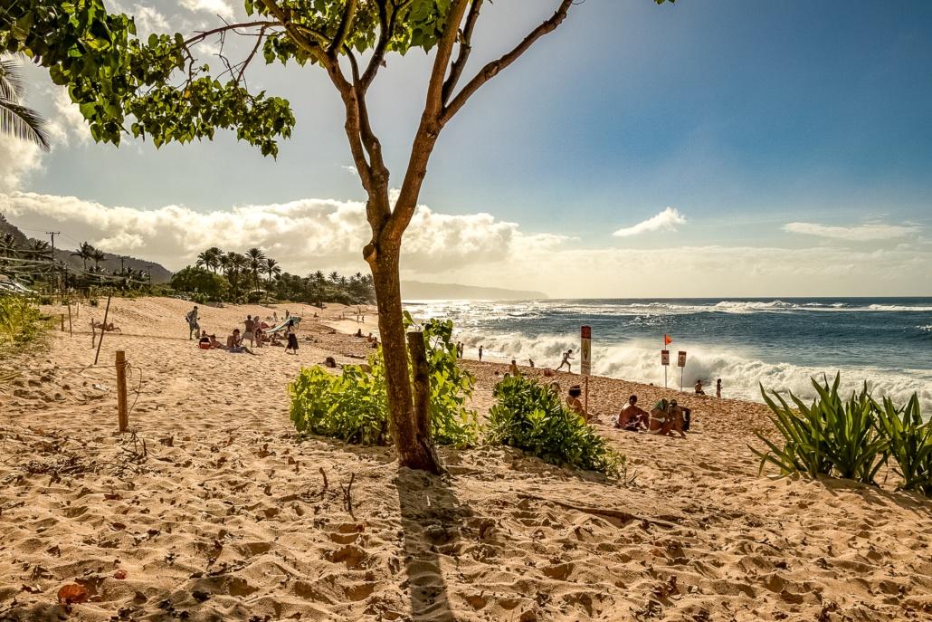 North Shore Beaches Oahu