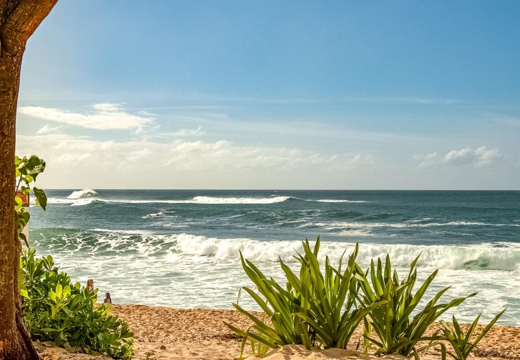 North Shore Oahu Beach