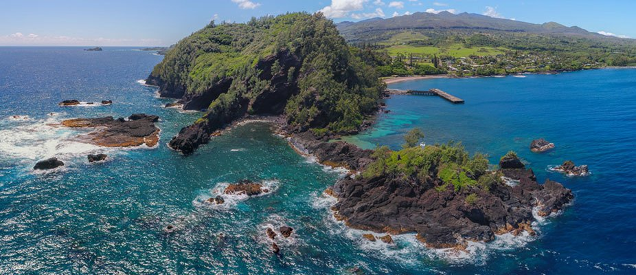 ULTIMATE ROAD TO HANA BY AIR BY LAND