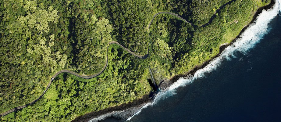 ULTIMATE ROAD TO HANA BY AIR BY LAND BY SEA