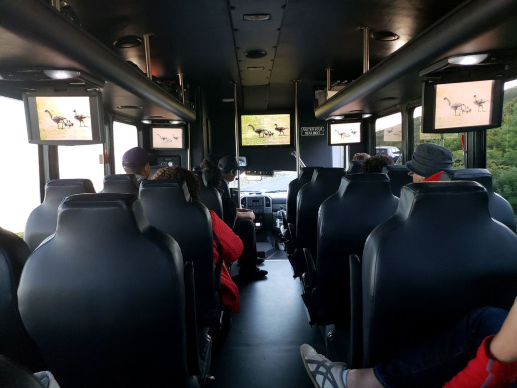 On Bus Sunrise Tour Videos
