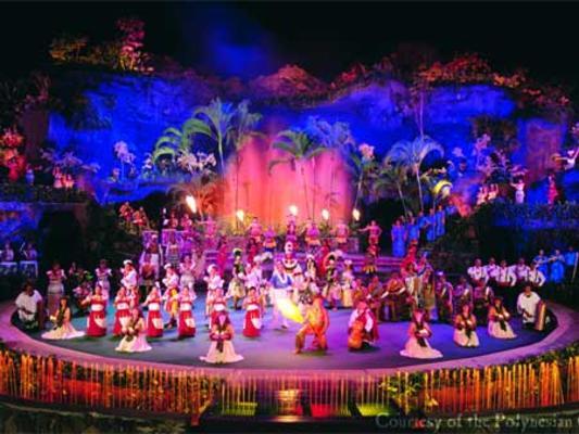 Polynesian Cultural Center Luau Performance
