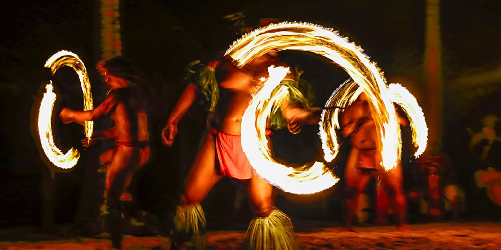 Legends of Hawaii Luau