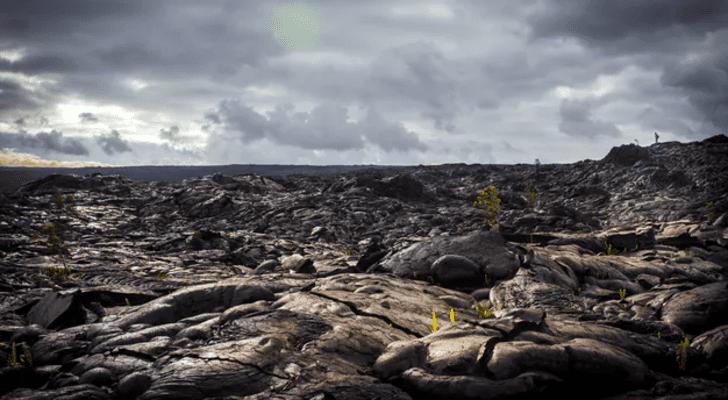 Lava Flow Volcano Big Island