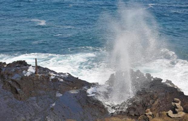 Blowhole Oahu
