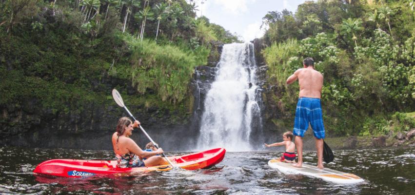Hilo Tropical Waterfall Adventure | Hawaii Tours & Activities