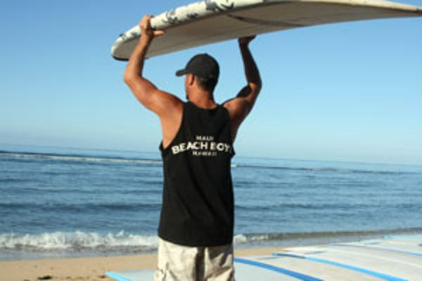 Maui Stand Up Paddle Board Lesson