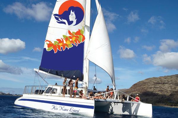 Waikiki sunset Coacktail cruise Sail