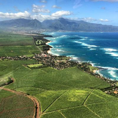 Maui and Helicopter Tour
