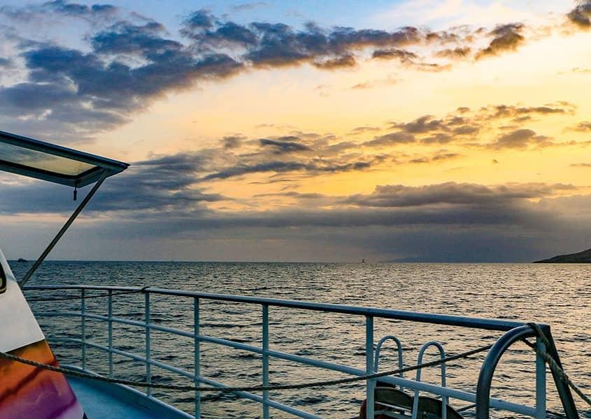 Boat Sunset Cruise