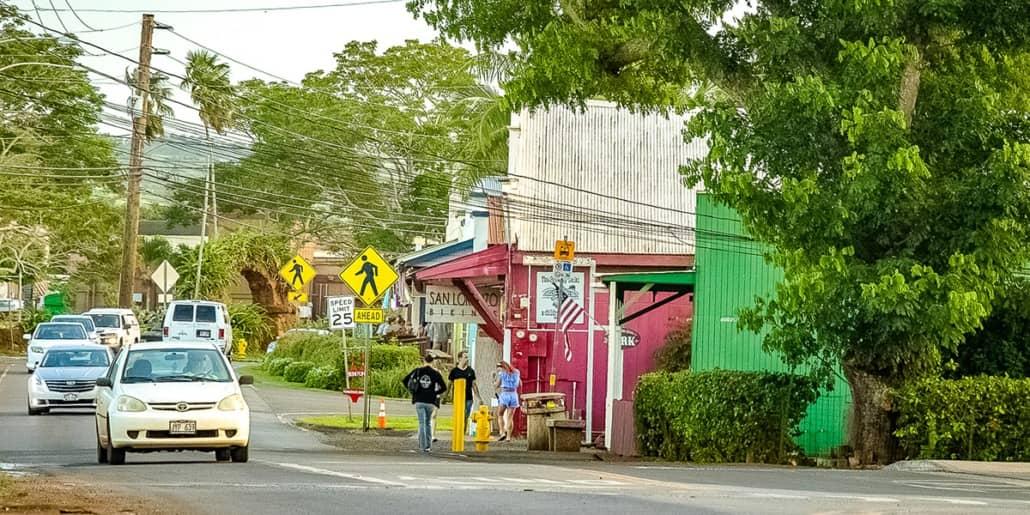 Haleiwa Town Street 1200x600