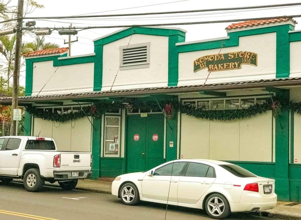 Komoda Bakery Makawao Maui