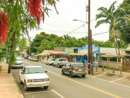 Makawao Town View and Ohia Tree Maui
