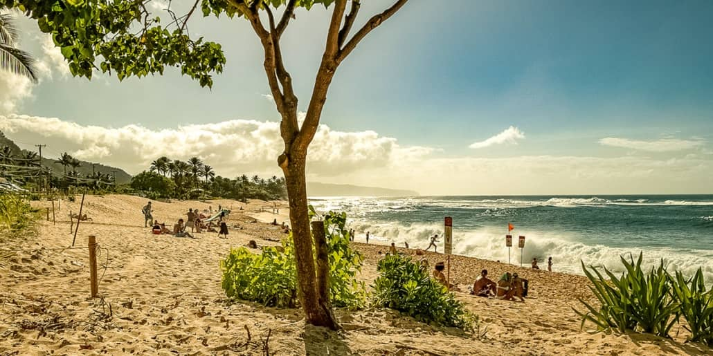 North Shore Beaches Oahu