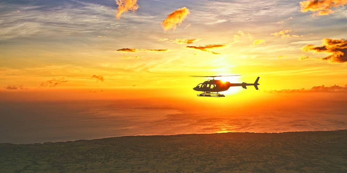 ParadiseHelicoptersSunsetBigIslandEXx