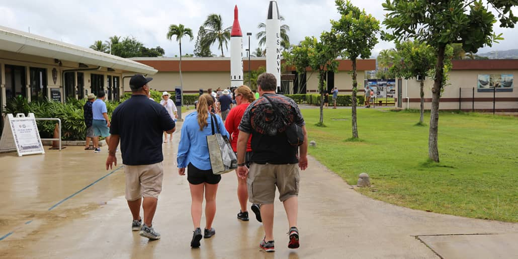 Pearl Harbor Visitor Center and Guide 1200x600