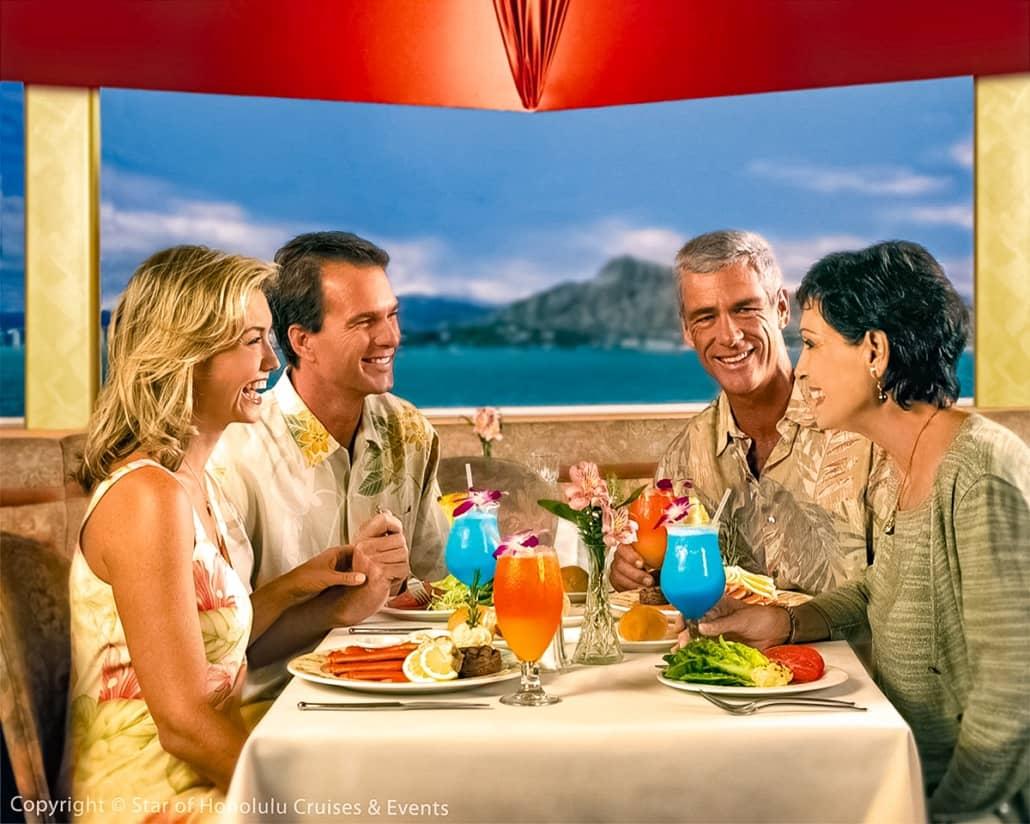 Star of Honolulu by Paradise Cruises