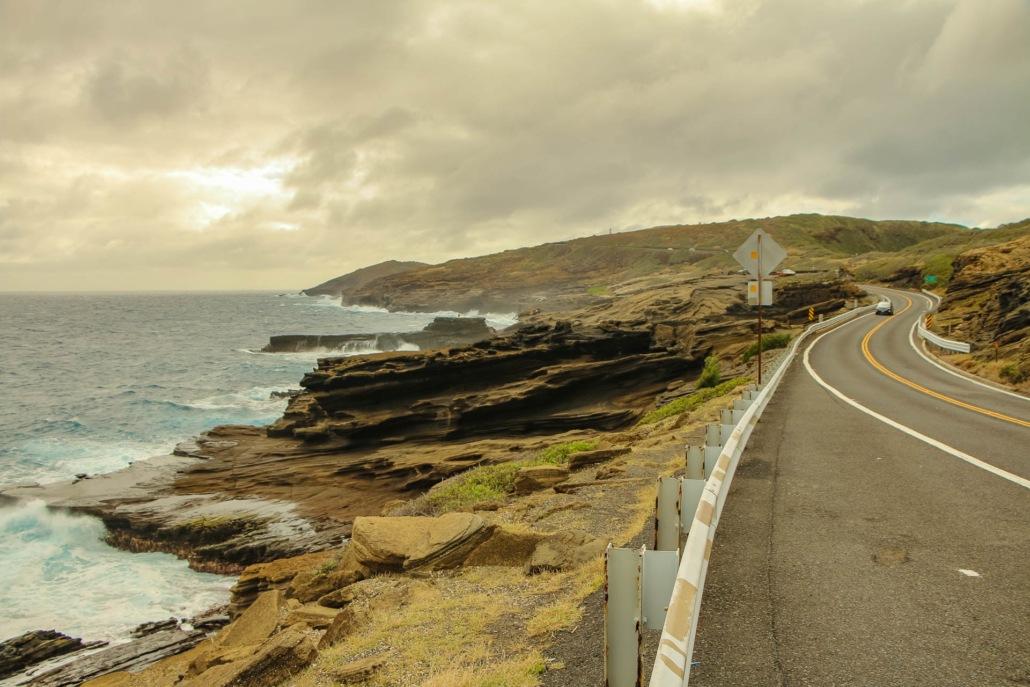 Windward Oahu Pali Highway