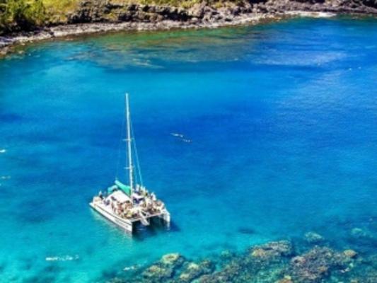 Kaʻanapali Snorkel Tour