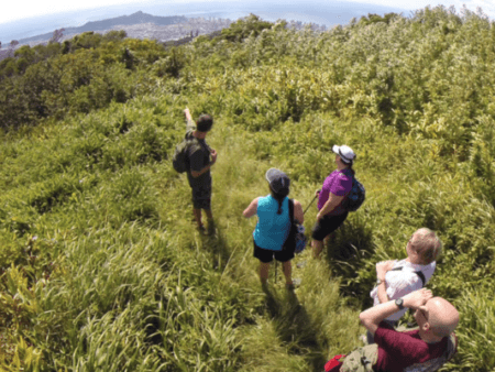 Bike Hawaii Hiking Guide