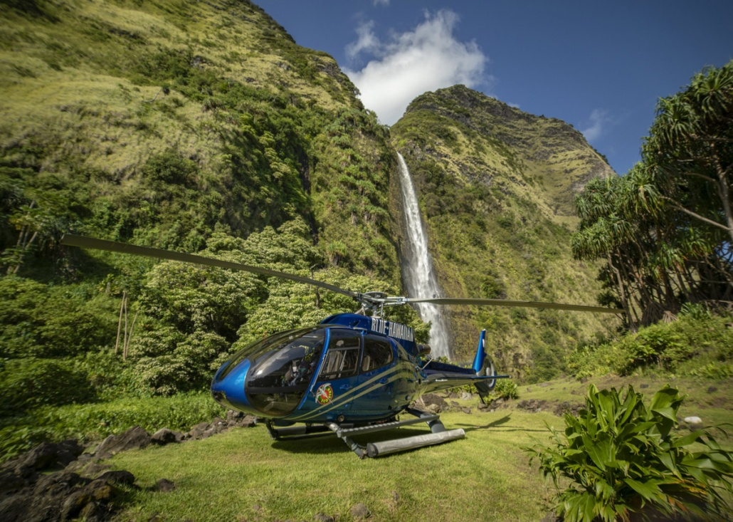 Bigisland Helicopter Lush Valley