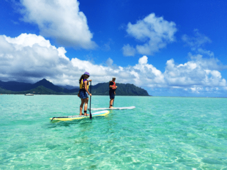 SUP Rental In Kailua