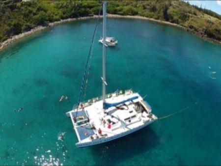 Kaanapali Snorkel Tour Catamaran