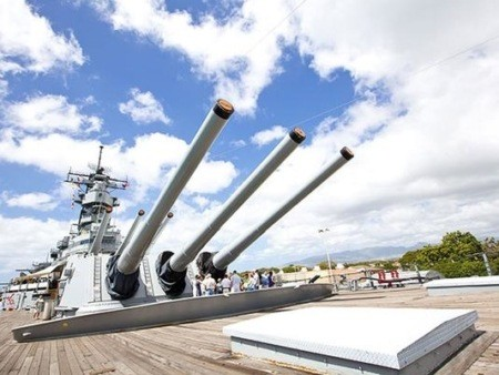Pearl Harbor and USS Missouri Tour